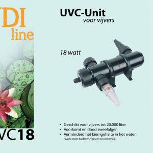 UVC-UNIT 18w