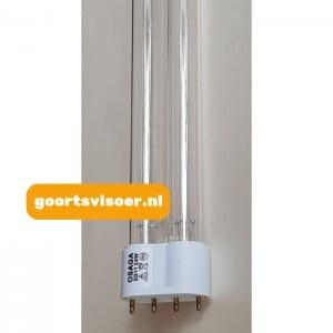 UV-C vervangingslamp 24W 2G11