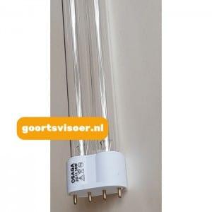 UV-C vervangingslamp 36W 2G11