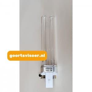 UV-C vervangingslamp 7W G23