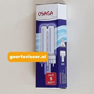 UV-C vervangingslamp 5W G23